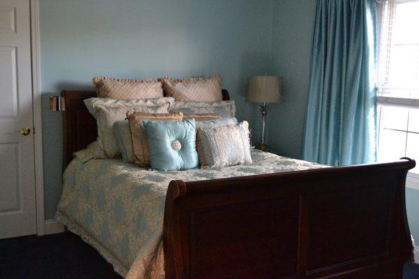 Guest Bedroom remodel lizbushong.com