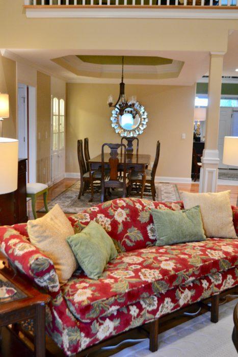 Living room After remodel lizbushong.com