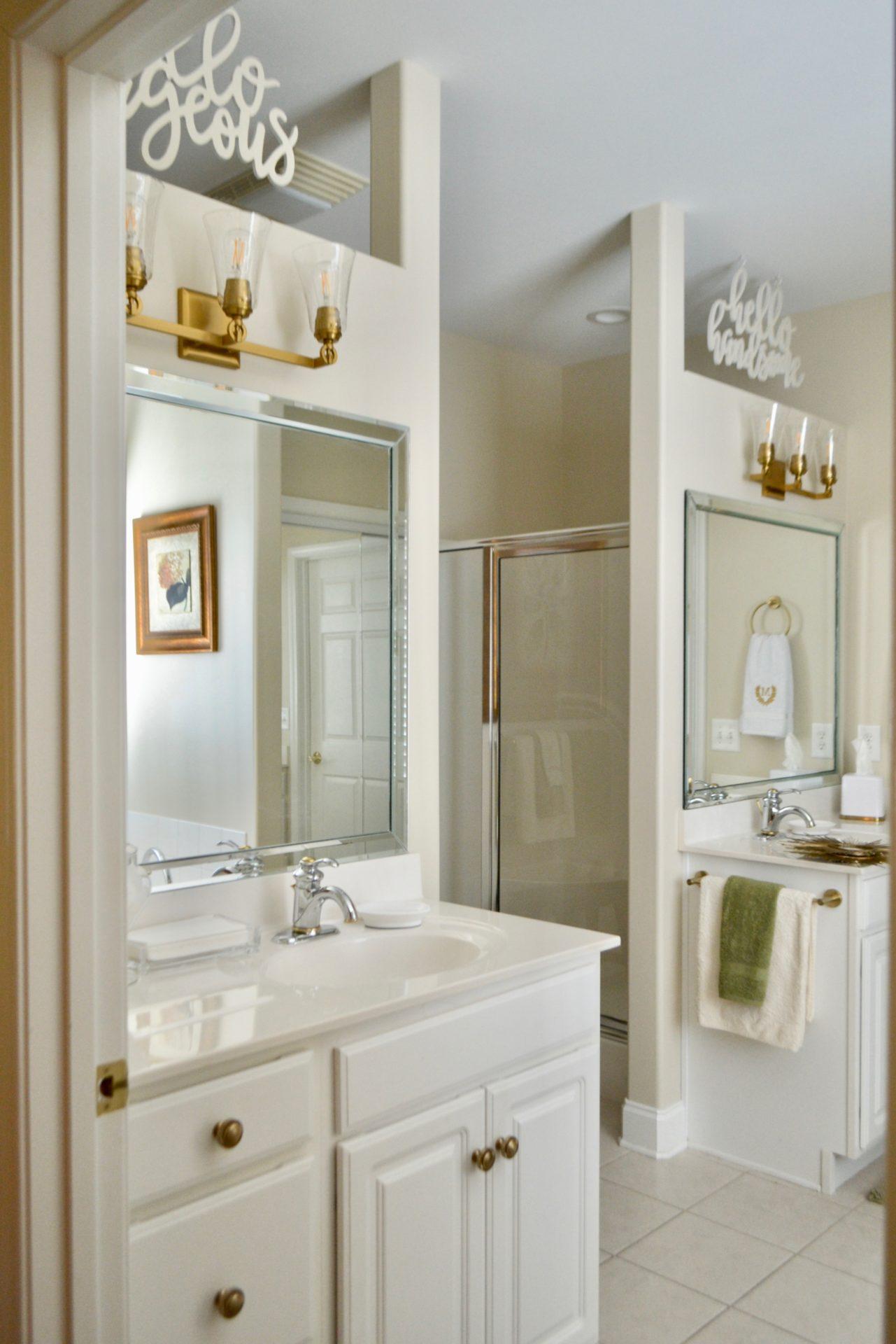 Master Bath remodel lizbushong.com
