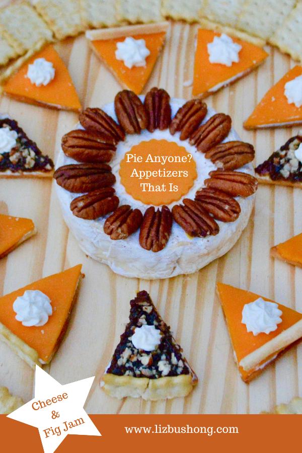 Mini Pie Appetizers lizbushong.com