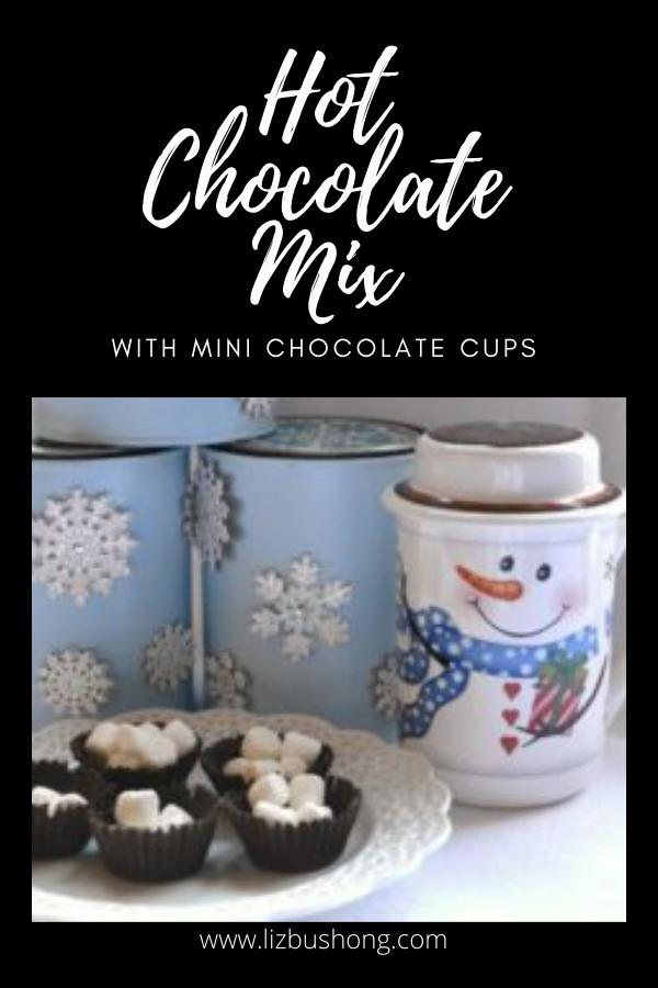 How to Make Hot chocolate mix lizbushong.com