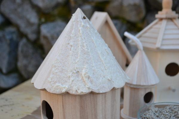 Bird Seed Glue on houses lizbushong.com