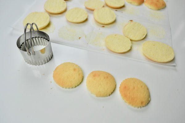 Making Round Ladyfingers lizbushong.com