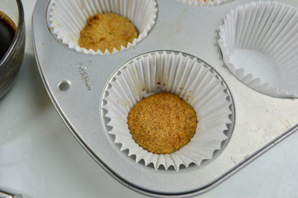 Ladyfinger in cupcake liner lizbushong.com