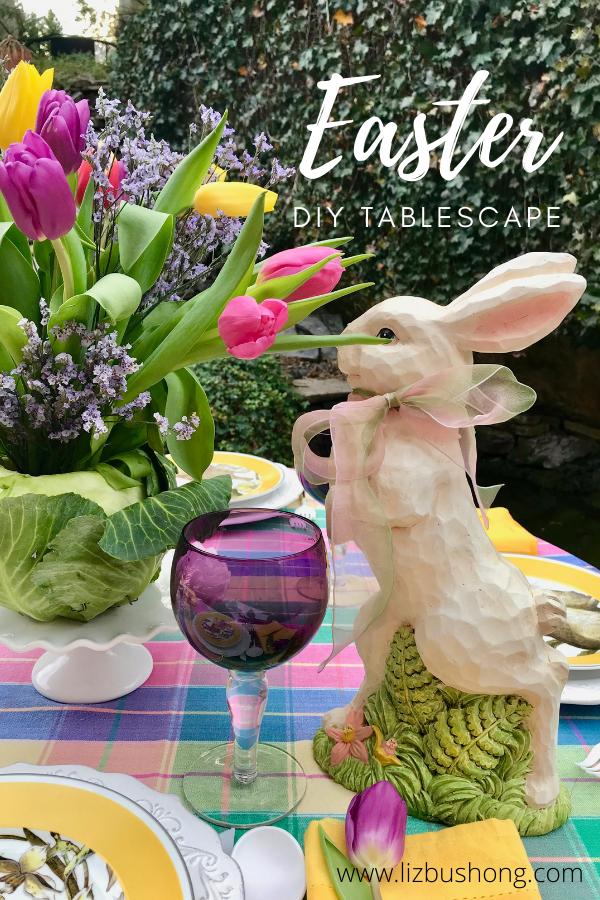 How to make Cabbage Vase lizbushong.com