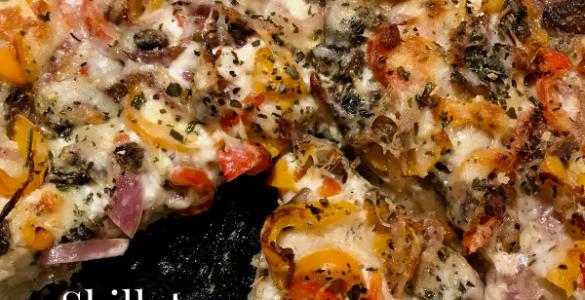 How to Make Focaccia Pizza lizbushong.com