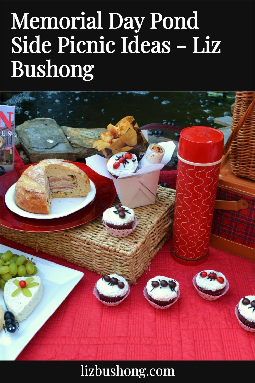 How to create a Memorial day picnic lizbushong.com