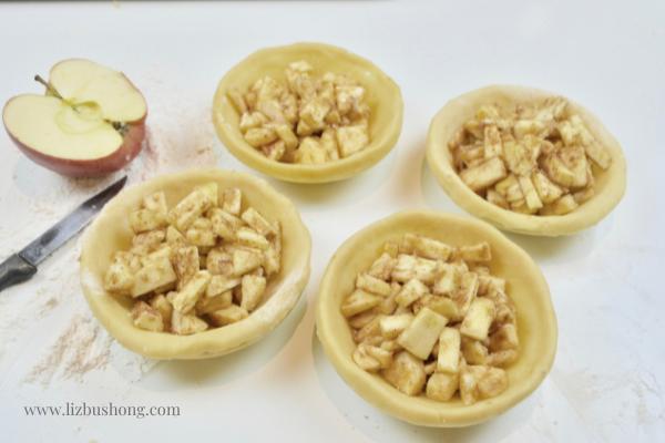 Mini apple pie filling lizbushong.com