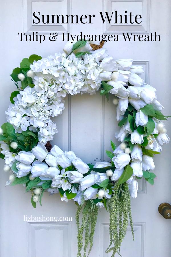 How to make one wreath for many seasons, lizbushong.com
