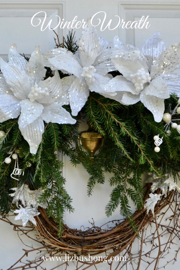 How to make one wreath for many seasons winter lizbushong.com