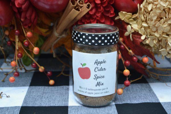 How to make Apple cider spice mix lizbushong.com