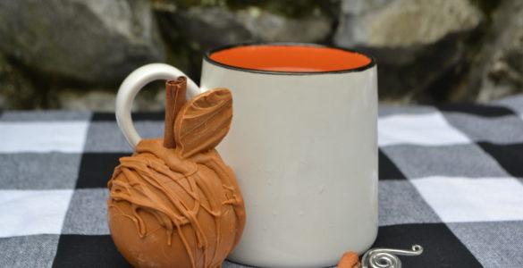 How to make caramel apple cider bomb lizbushong.com