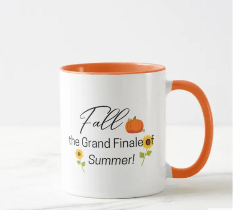 Grand Finale of Summer MUG lizbushong.com
