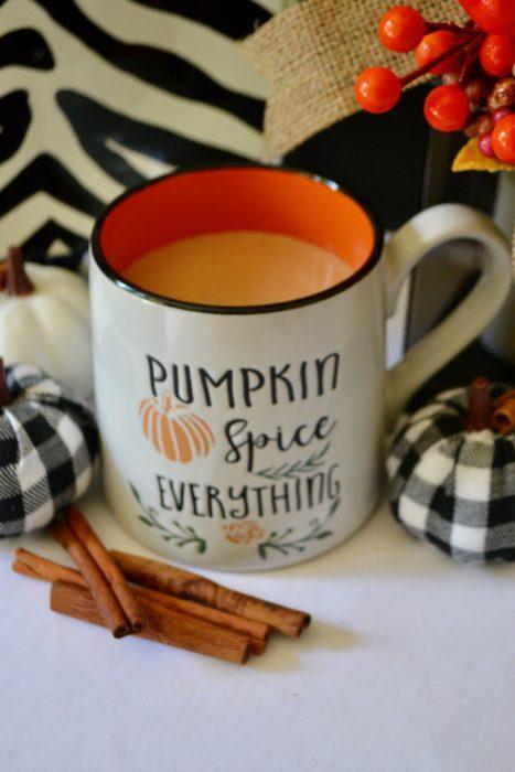 Pumpkin spice creamer lizbushong.com