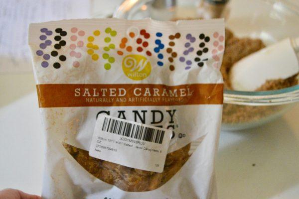 Salted caramel candy melts lizbushong.com