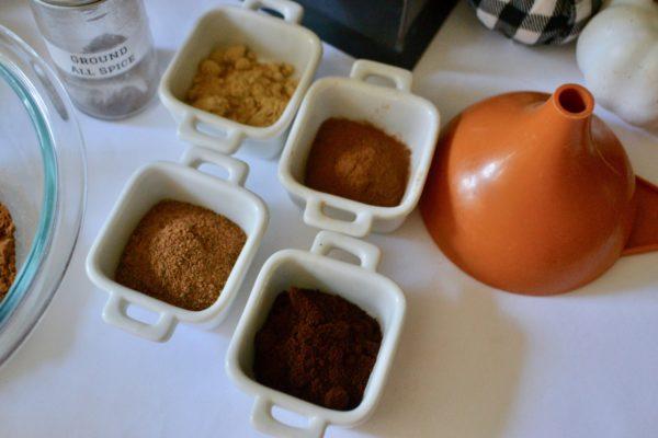 Spices for pumpkin pie spice, lizbushong.com